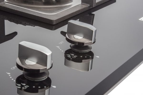 嵌入式雙頭煮食爐, 廚房, 爐具, 石油氣